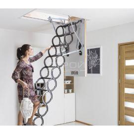 Ножничная лестница Fakro LST от знаменитого польского бренда.