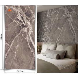 Гибкий камень под мрамор - обои Авантюрин коллекции Классик. Гибкий мрамор АВАНТЮРИН 284х142 см