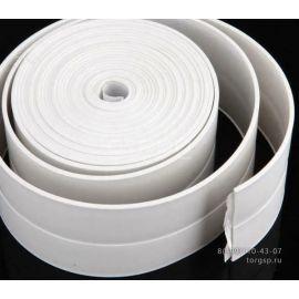 Cамоклеящаяся бордюрная лента Mildew tape для раковин и ванн