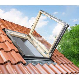 Универсальное распашное окно FWP U3 для теплых помещений с фиксацией положения.