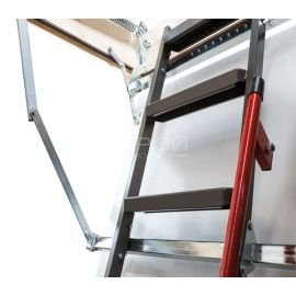 Складывающийся механизм чердачной лестницы Fakro LMP.