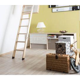 Fakro LWT Thermo чердачная лестница с усиленной конструкцией и термоизоляцией.