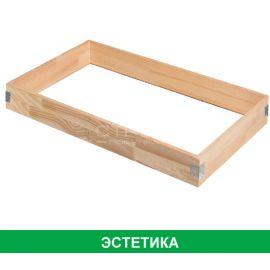 Надставка LXN RU для декоративной отделки проема перекрытия и  увеличения короба чердачной лестницы.