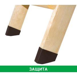 Пластиковые наконечники LXS для чердачных лестниц Fakro.