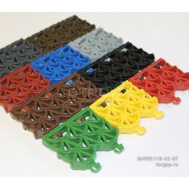 Модульные грязезащитные покрытия Примекс 20мм антикаблук - СтройПокупка