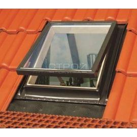 Окно люк на крышу WGI подойдет к любому типу кровли.