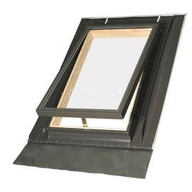 Окно люк на крышу WGI с комплектом изоляционного оклада.