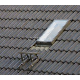 Окно люк на крышу WGI в закрытом положении защищен от вандализма.