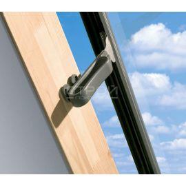 Механизм фиксации для проветривания окно люка для выхода на крышу WLI.
