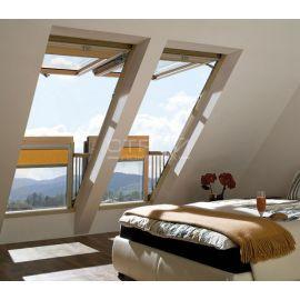 Много света с открытым окном балконом трансформер FGH-V.