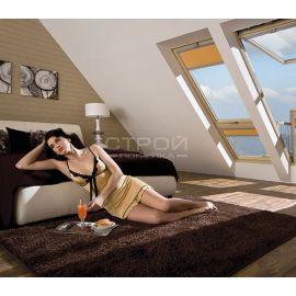Комфортный отдых с открытым окном балконом трансформер FGH-V.