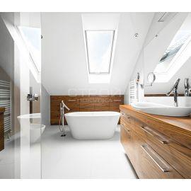 Мансардные окна PTP U3/PTP-V U3 для ванной и душевой.