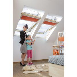 Двухкамерные мансардные окна от стандартного класса до класса люкс сертифицированы и безопасны для применения в детских учреждениях.