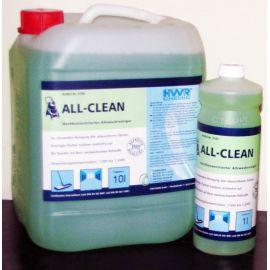 Этикетка All-Cean универсальный очиститель