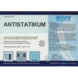 Antistatikum очиститель с антистатическим эффектом
