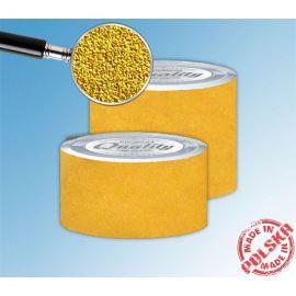 Желтая абразивная лента шириной 10 и 15 см