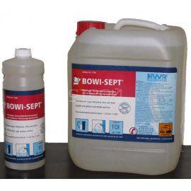 Моющее средство с дезинфицирующим эффектом BOWI-SEPT