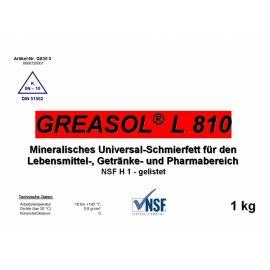 Синтетическая смазка Greasol L810, 10л.