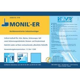MONIL-ЭР Высококонцентрированный промышленный очиститель - Стройпокупка