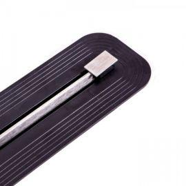 Сливная щель Confluo Premium Slim Line без плитки.