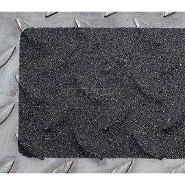 Черный. Формуемые ленты повторяют рельеф поверхности