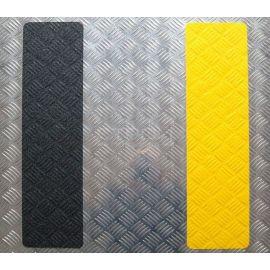Черная и желтая формуемые ленты