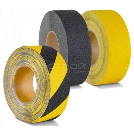 Формуемые ленты в ассортименте. Черно-желтая, черная, желтая.
