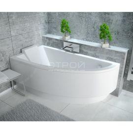 Акриловые ванны для ванных комнат Praktika Besco (140, 150, L/P).