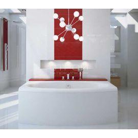 Ванна отдельностоящая пристенная Telimena 180 и 242 литра.