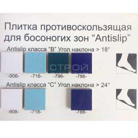 Сравнение противоскользящих плиток Variocolor