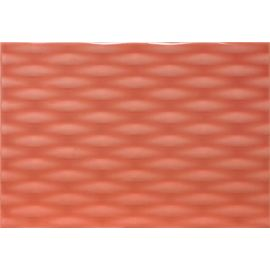 Примавера 1Т 27,5х40 настенная плитка коралового цвета