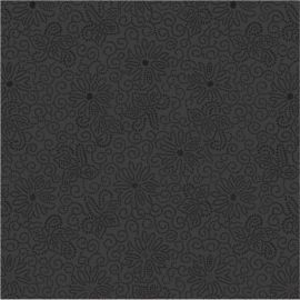 Напольная плитка Монро 5П 40х40 черного цвета