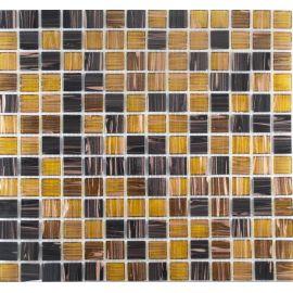 Желто-коричневая смесь мозаики для бассейнаЖелто-коричневая смесь мозаики для бассейна