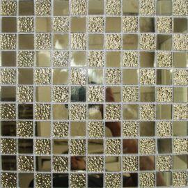 Золотая зеркальная мозаика A24