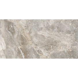 Brecia Silver 600х1200 мм полированный керамогранит серый