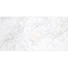 Bianco Carrara 60х120 см полированный керамогранит белый