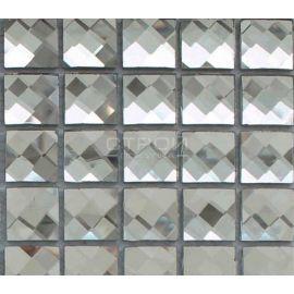 Мозаика из страз 15х15 мм