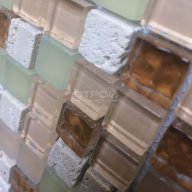 Стеклянная мозаика из Китая