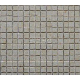 Светло-бежевая KG-18P мозаика каменная