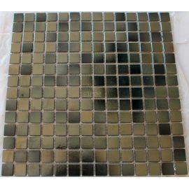 RJ90 мозаика графитовая 2х2 см