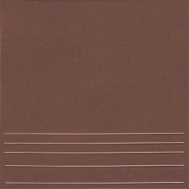 Амстердам 4 29,8х29,8 ступень темно-коричневого цвета