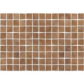 Бирма 3Т тип-1 27,5х40 настенная плитка коричневого цвета