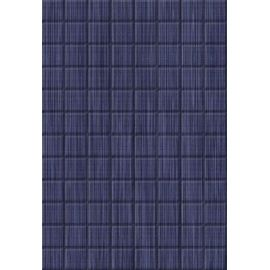 Калипсо 2 27,5х40 настенная плитка синего цвета под мозаику