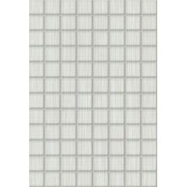 Калипсо 7 27,5х40 настенная плитка белого цвета под мозаику