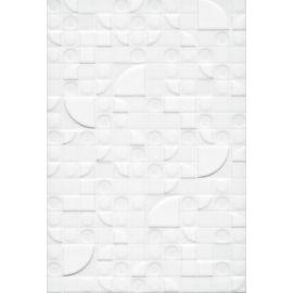 Каскад 7 20х30 настенная плитка белого цвета