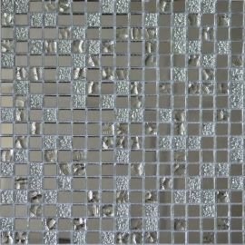 A1505 зеркальная мозаика 1,5х1,5 см