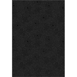 Монро 5Т 27,5х40 настенная плитка черного цвета