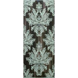 Магия 2 Панно 20х50 декор настенный темно-коричневого цвета с орнаментом