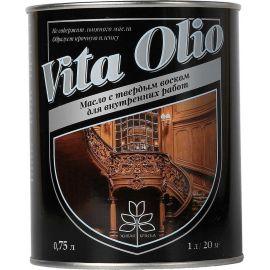 Интерьерное масло с твердым воском, под колеровку