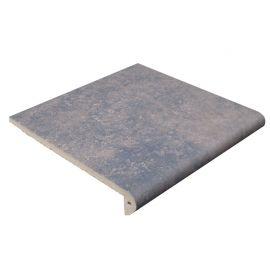 Клинкерная фронтальная ступень под камень